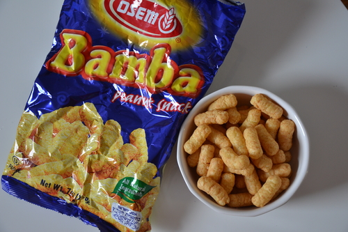 bamba the perfect peanut butter puffs vegan chao