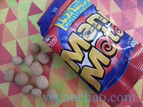 Mani Moto peanut snack vegan