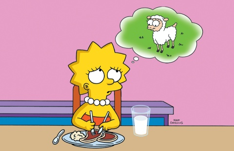 simpson lamb vegan