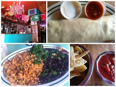 benny's burritos nyc vegan mexican