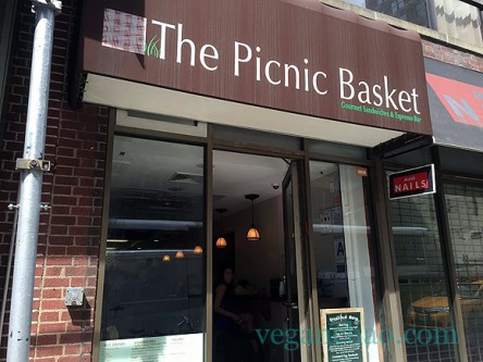 The Picnic Basket exterior nyc