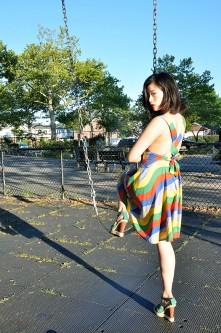vegan fashion style bb dakota ray ban
