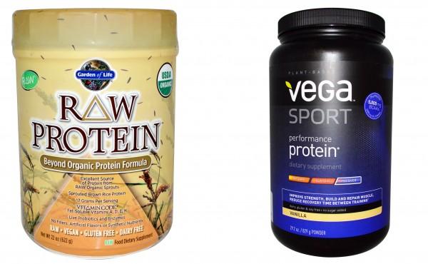 garden of life raw protein vega sport vegan