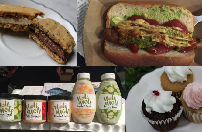 vegetarian food festival 2016 collage