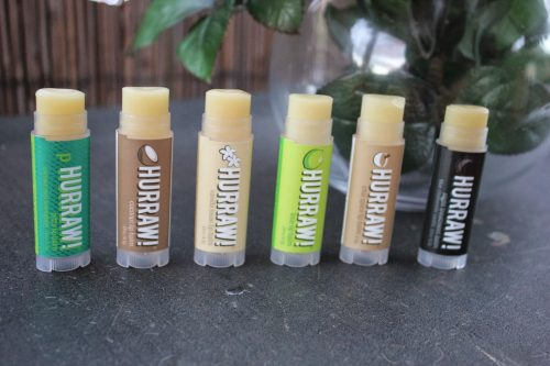 hurraw lip balm vegan