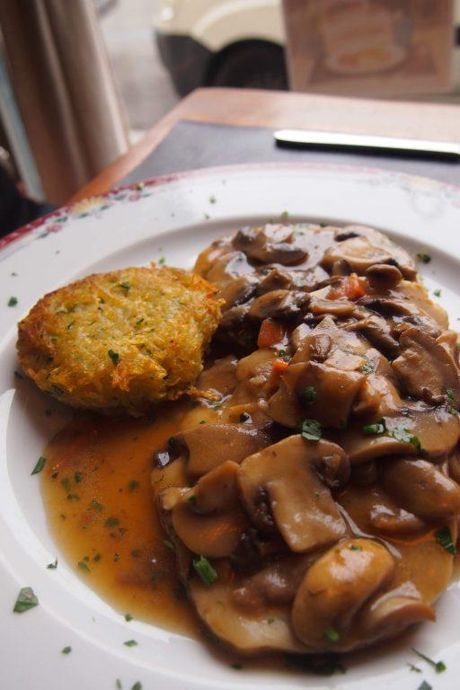 Bistrot Veg + Veg vegan chao italy rome